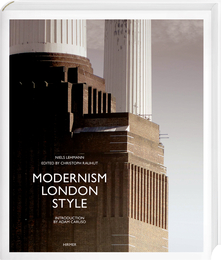 Cover for Modernism London Style