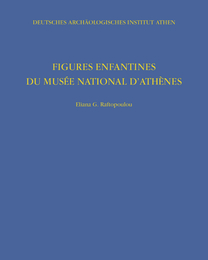Cover for Figures enfantines du Musée National d'Athènes