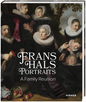 Cover for Frans Hals