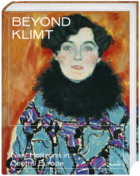 Cover for  Beyond Klimt