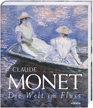 Cover for  Claude Monet