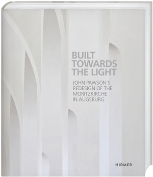 Cover for Built towards the Light