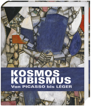 Cover for  Kosmos Kubismus