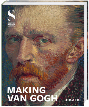 Cover for MAKING VAN GOGH