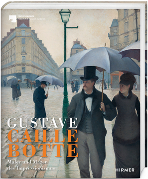 Cover for  Gustave Caillebotte