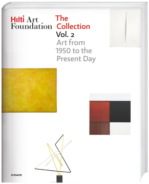 Cover for Hilti Art Foundation. The Collection