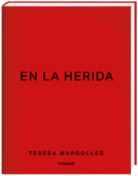 Cover for Teresa Margolles