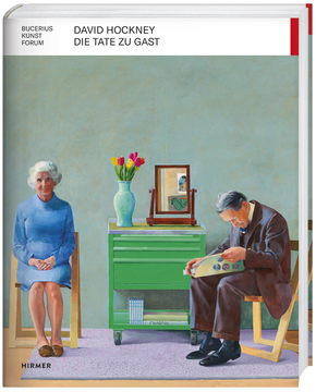 Cover für  David Hockney
