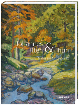 Cover for  Johannes Itten und Thun