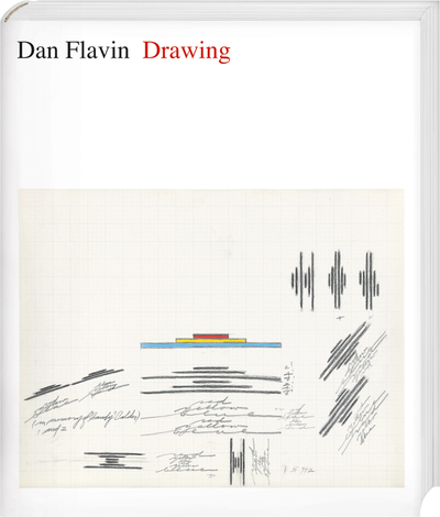 Cover for Dan Flavin