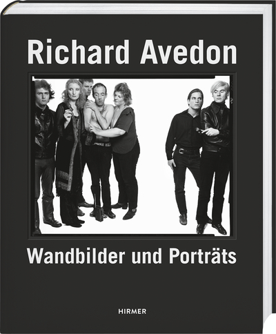 Cover für Richard Avedon