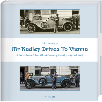 Cover für Mr Radley Drives to Vienna