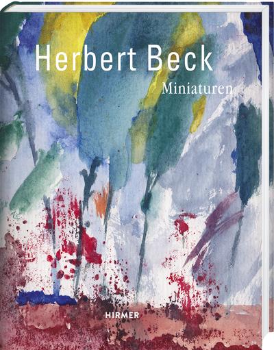Cover for Herbert Beck