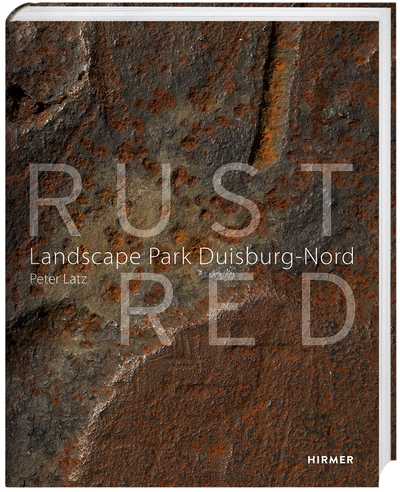 Cover for Rust Red