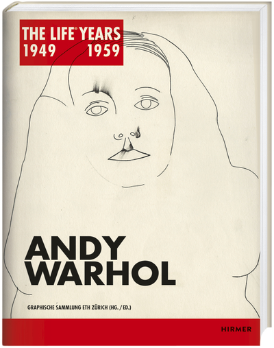 Cover for Andy Warhol
