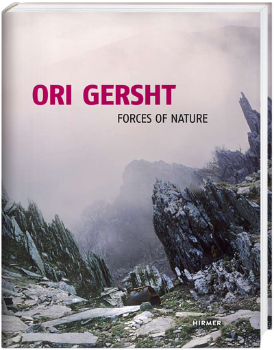 Cover for Ori Gersht