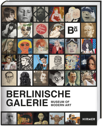 Cover for Berlinische Galerie