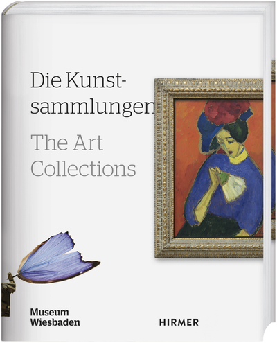 Cover for Die Kunstsammlungen