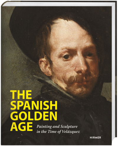 Cover for The Spanish Golden Age