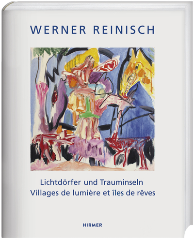 Cover for Werner Reinisch