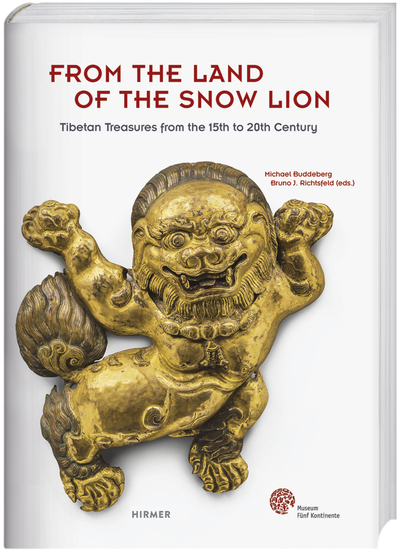 Cover für From the Land of the Snow Lion