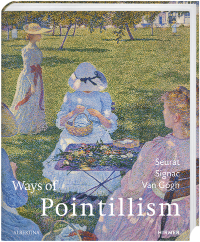 Cover for Ways Of Pointillism