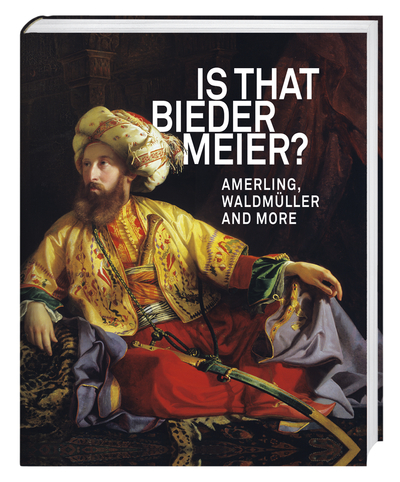 Cover for Is that Biedermeier?