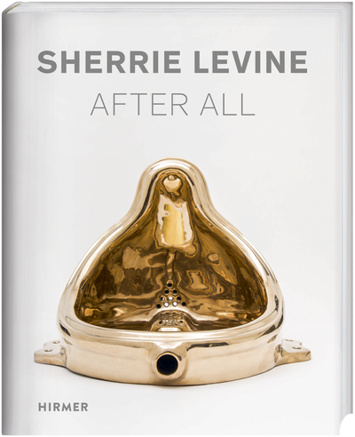 Cover for Sherrie Levine