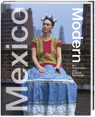 Cover for Mexico Modern