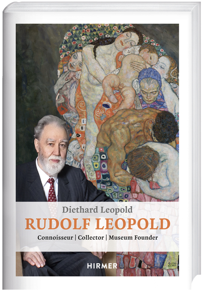 Cover for Rudolf Leopold
