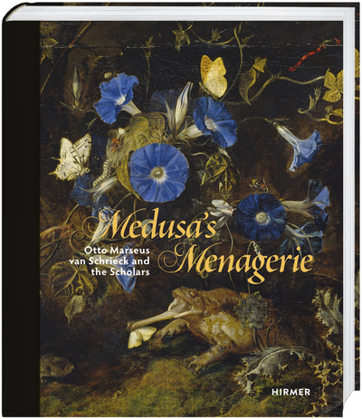 Cover for Medusa's Menagerie