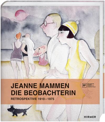 Cover für Jeanne Mammen. Die Beobachterin