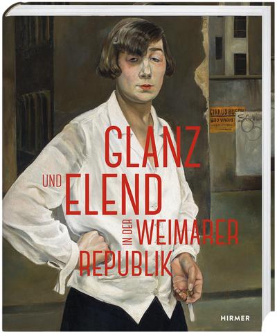 Cover für Glanz und Elend in der Weimarer Republik