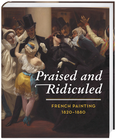 Cover for Praised and Ridiculed