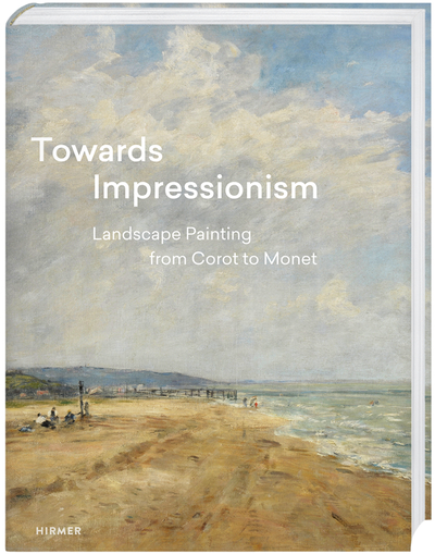 Cover for Towards Impressionism