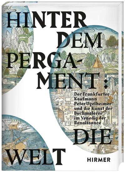 Cover für Hinter dem Pergament: Die Welt