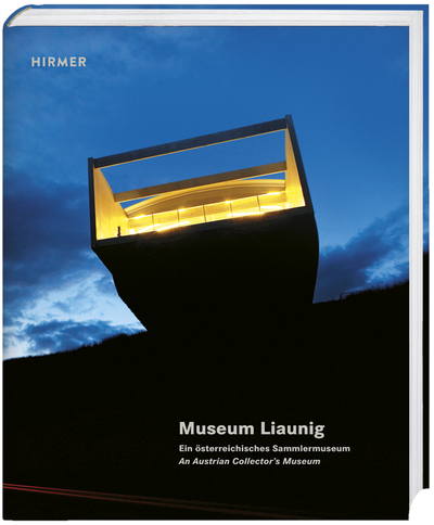 Cover for Museum Liaunig