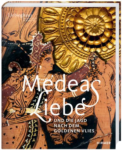 Cover für Medeas Liebe