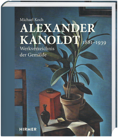 Cover für Alexander Kanoldt