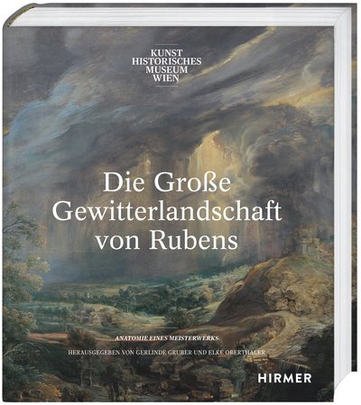 Cover für Die Große Gewitterlandschaft von Rubens