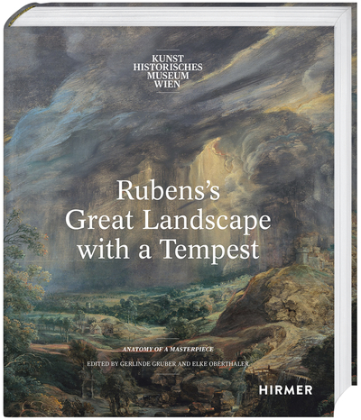 Cover for Rubens's Great Landscape with a Tempest