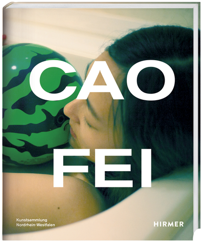 Cover for Cao Fei