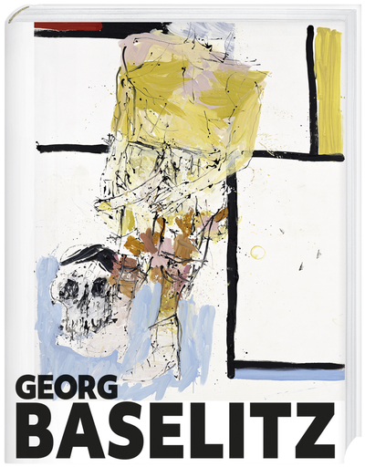 Cover for Georg Baselitz