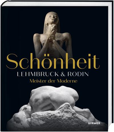 Cover für Schönheit. Lehmbruck & Rodin