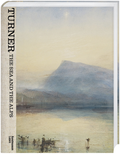 Cover for Turner - The Sea and the Alps