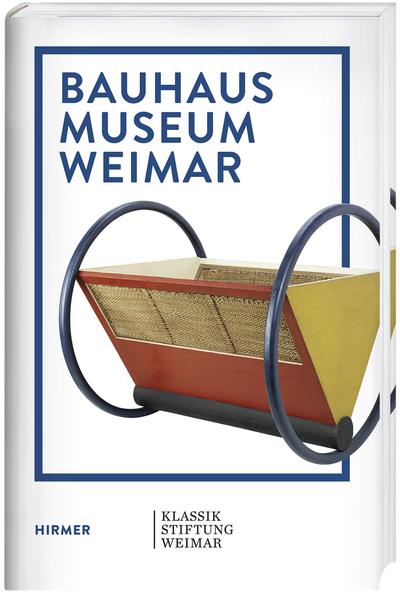 Cover for Bauhaus Museum Weimar