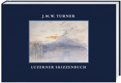 Cover for J.M.W. Turner