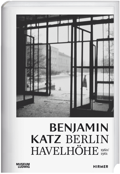 Cover for Benjamin Katz