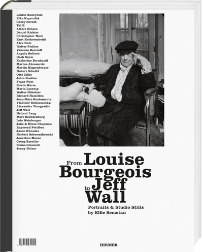 Cover for From Louise Bourgeois to Jeff Wall