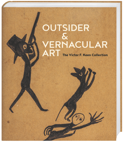 Cover for Outsider & Vernacular Art